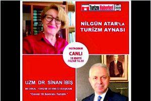 Medikal Turizm Der. Bşk. Dr. Sinan İbiş ile Turizm Aynası