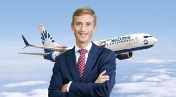 Max Kownatzki:  SunExpress, 4 Haziran'da iç hat uçuşlarına başlıyor