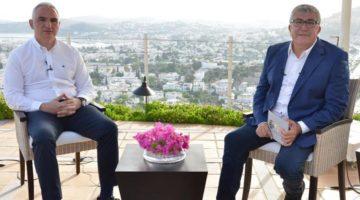 Bakan Ersoy: Turizmde adım adım normalleşme programı…