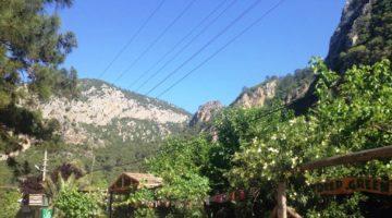 Olimpos'ta sit derecesinin düşürülmesi yargıya taşınacak