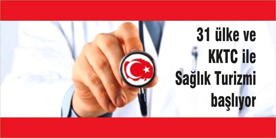 Türkiye 20 Mayıs'tan itibaren Sağlık Turizminde hasta kabulüne başlıyor