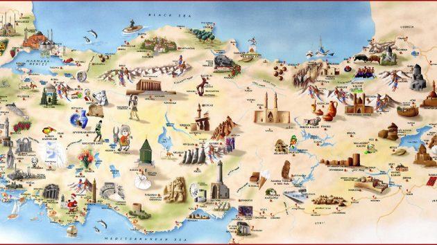 Kültür ve Turizm Bakanı Mehmet Ersoy; 28 Mayıs'tan itibaren iç turizm başlar