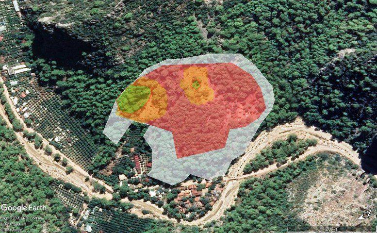 Olimpos'ta 'yok' denilen kalıntıları yürüyüşçüler buldu