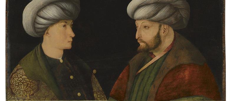 Fatih Sultan Mehmet'in Portresi İstanbul'a dönüyor.