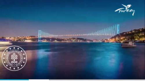 Online Cannes Film Festivali'nde Türkiye Tanıtımı