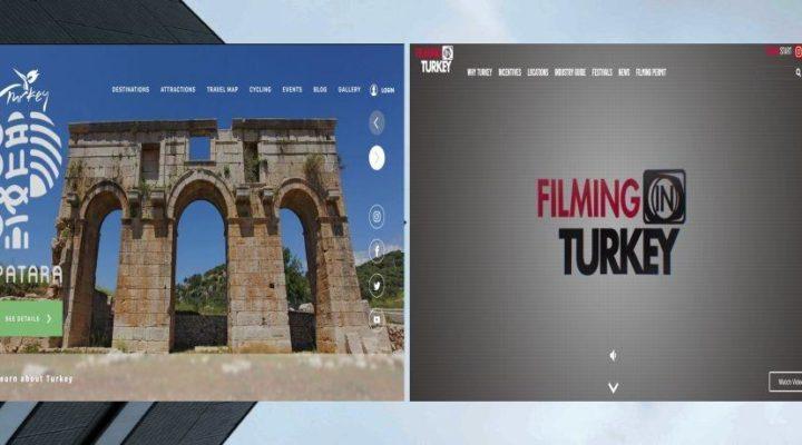 Altın Örümcek Ödülü, Go Turkey ve Filming Turkey'e verildi