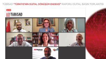 Türkiye'nin dijitalleşme notu ortalama kategorisinde