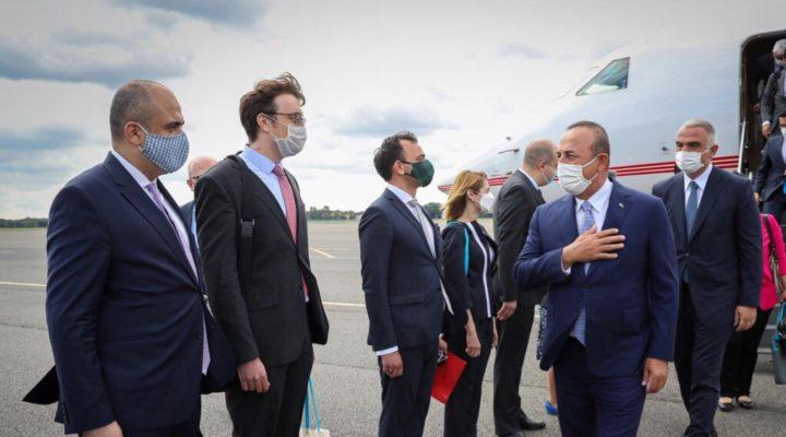 Almanya Dışişleri Bakanı Maas: AB'nin kararını bekleyeceğiz
