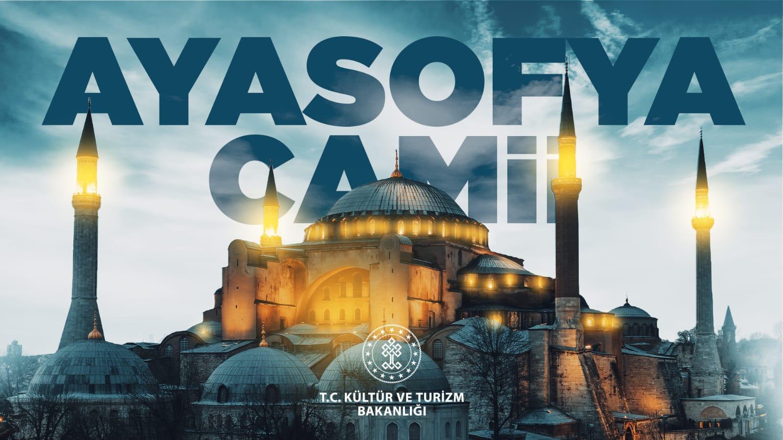 Ayasofya Camii, müze statüsünden çıkarıldı