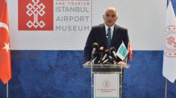 Anadolu Medeniyetleri, İstanbul Havalimanı Müzesi'nde