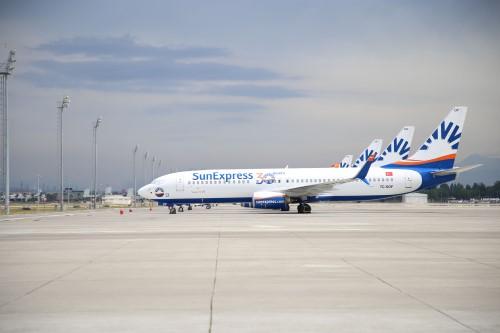 SunExpress Anadolu – Avrupa uçuşlarına yeni destinasyonlar ekledi
