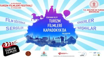 Uluslararası Turizm Filmleri Festivali Kapadokya'da