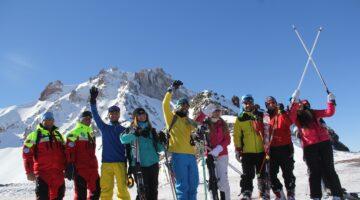 Tur Operatörleri Erciyes Kayak Merkezi'ne odaklandı