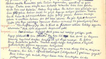 Halikarnas Balıkçısı El Yazmaları 47. Ölüm Yıldönümünde Sergileniyor