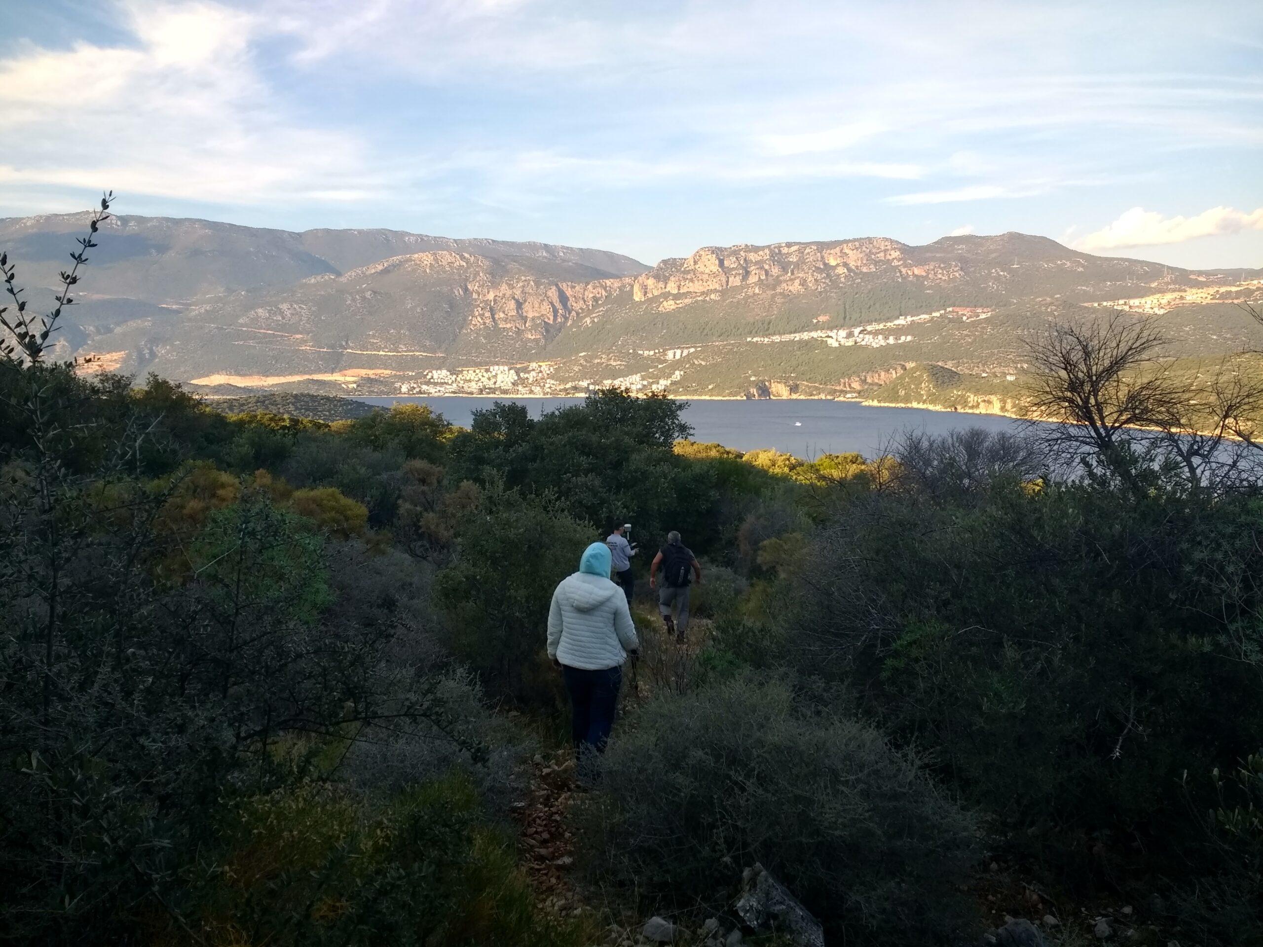 Antalya'da doğa yürüyüş parkurları tescilleniyor