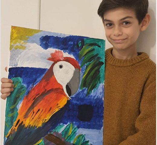 Türkiye'den Almanya'ya ARTY Eğitim Seti ile Sanat Köprüsü