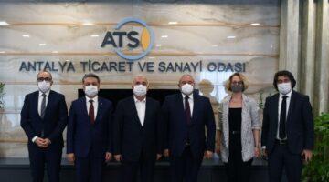 Pandemiden en çok etkilenen Antalya'ya özel destek verilmeli