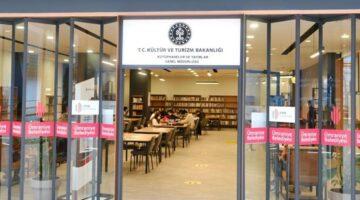 Bakanlık dördüncü AVM Kütüphanesini açıyor