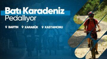 Batı Karadeniz'de turizm bisiklet rotaları ile çeşitleniyor