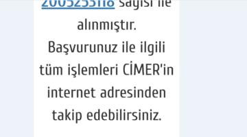 TURGÖN Üyesi seyahat acentaları toplu halde CİMER'e başvuruyor..