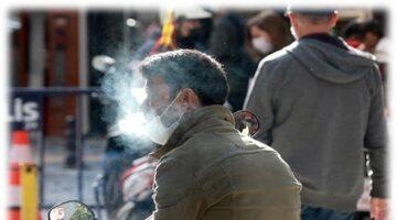 Covid 19 sürecinde Sigara yasağı konusu