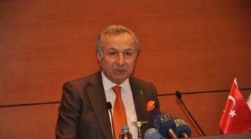 Türsab'ın önceki Başkanı Başaran Ulusoy'a acil şifalar diliyoruz