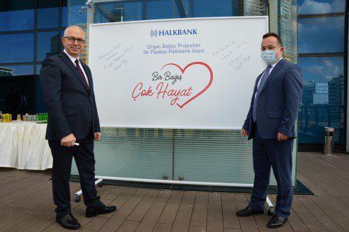 Hedef en az 10 bin kişinin organ bağışını sağlamak