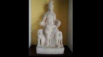 1700 yıllık Ana Tanrıça Kybele, Anavatanı Türkiye'ye dönüyor