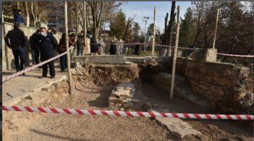 Anadolu Selçuklu Hükümdarı 1.Kılıçaslan'ın kayıp Mezarı Silvan'da bulundu
