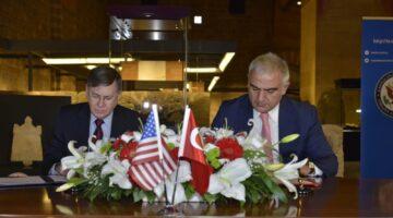 Türkiye ile ABD arasında Kültürel mirasın korunması anlaşması imzalandı