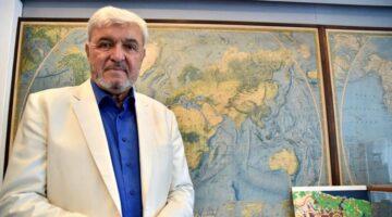 ATURJET: Üyemiz Prof.Dr. Ahmet Vefik Alp'ı kaybetmenin üzüntüsünü yaşıyoruz