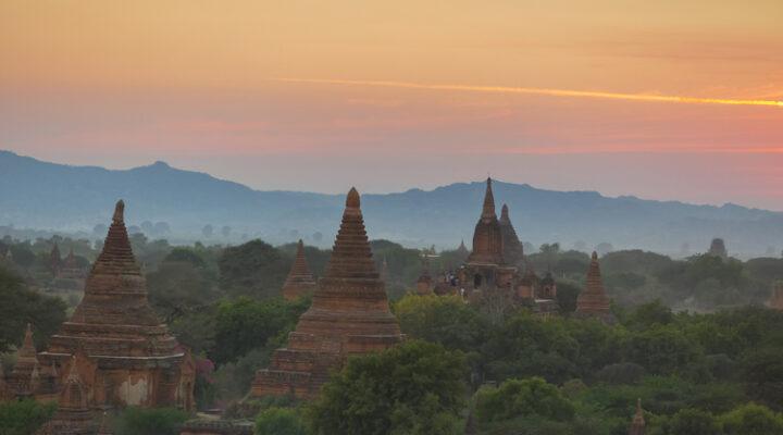 Myanmar'ın olmazsa olmazı Bagan ve tapınakları…