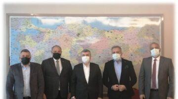 TBMM Turizm Komisyonu Başkanı Tahir Akyürek'ten sektör sorunlarına destek sözü…