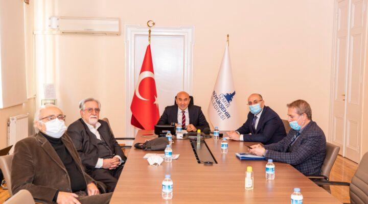 Tarihi Kemeraltı için Unesco Yönetim planı hazırlanıyor