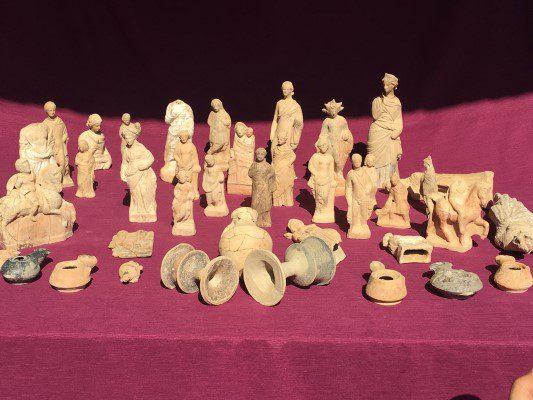 2020 yılında 6 binden fazla arkeolojik eser müze envanterine girdi