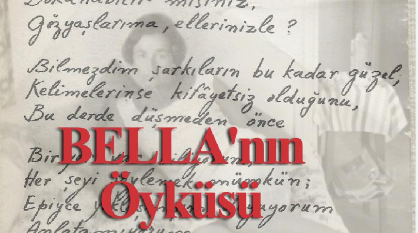 Türk Musevileri Müzesi'nin Bella'nın Öyküsü Belgeseline büyük ilgi..