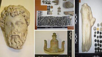 Anadolu'dan kaçırılan 412 Eserimiz Daha Türkiye'ye Geliyor