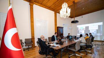 Tunç Soyer, Avrupa Yerel ve Bölgesel Yönetimler Meclisi Yönetim Kurulunda…