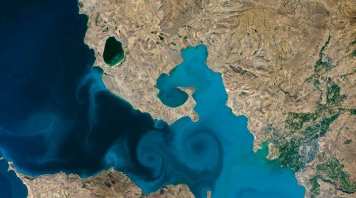 NASA Dünya Turnuvası'nda Van Gölü için nefesler tutuldu..