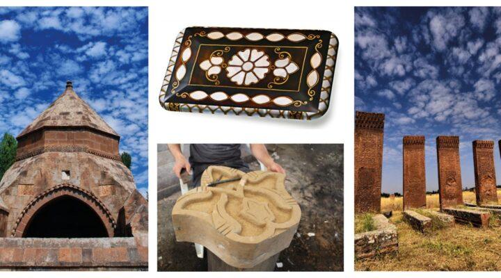 Üç geleneksel mirasımız daha Unesco yolunda..