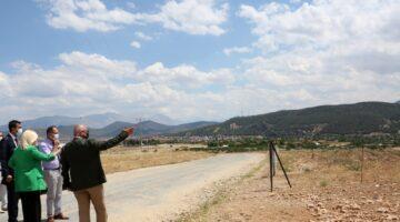 Lavantalar bölge turizmini destekleyecek
